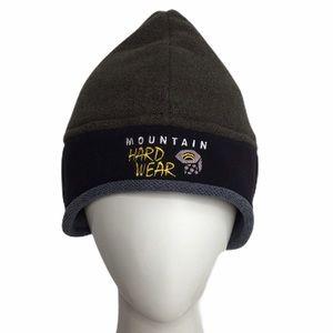Mountain Hardware Hat Beanie Gore Windstopper Med